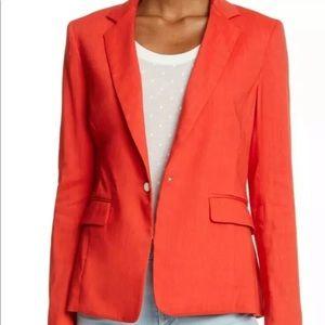 Rag & Bone Winona blazer suit jacket sunburst